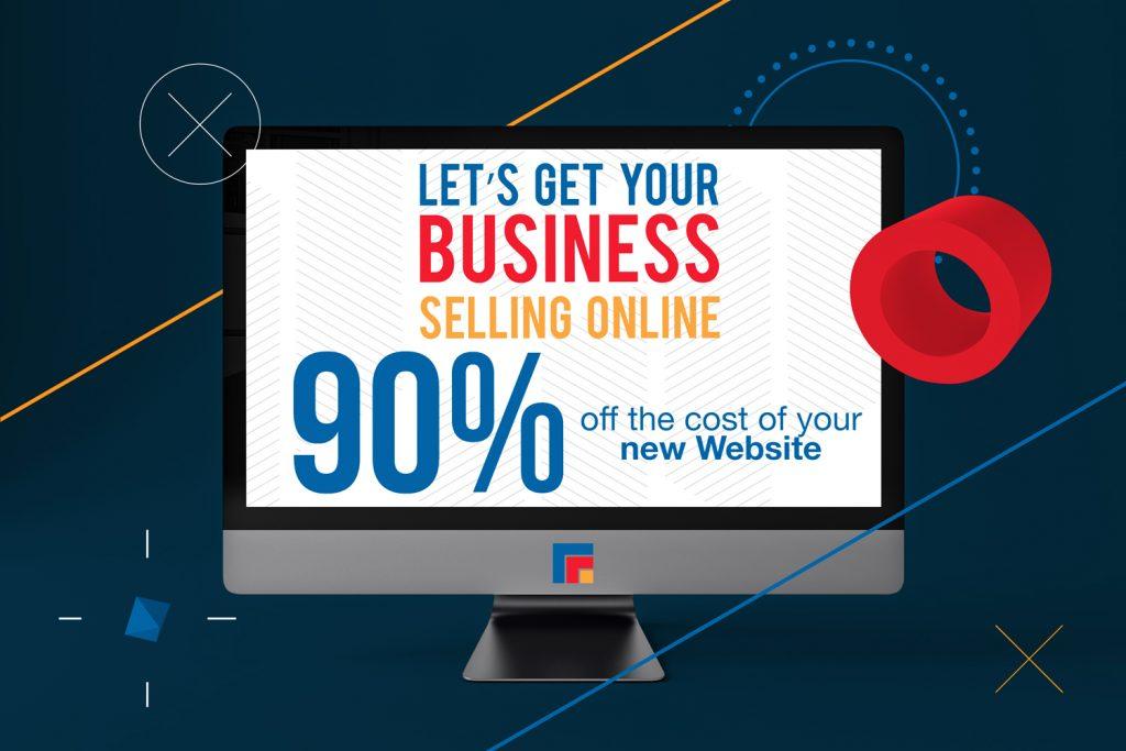 Trading Online Voucher Wexford advert