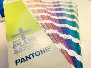 Pantone books