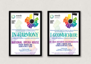 In Harmony posters